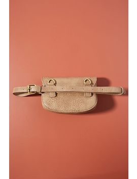 Hazel Convertible Belt Bag by Anthropologie