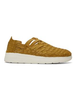 Beige Arroyo Sneakers by Malibu Sandals