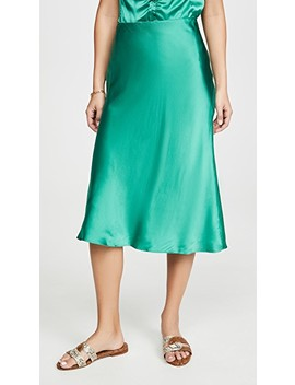 Charmeuse Skirt by Rebecca Taylor