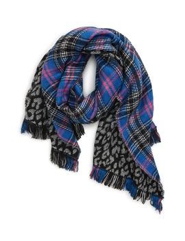 Reversible Blanket Wrap by Bp.