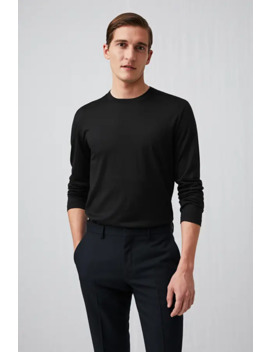 Merino Long Sleeve by Arket