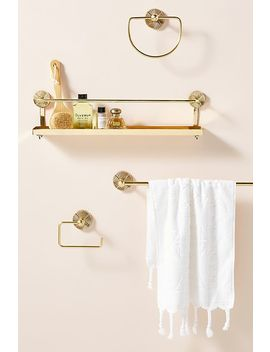 Graham Towel Ring by Anthropologie