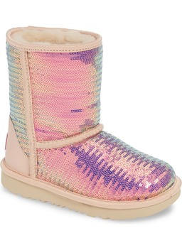Classic Short Ii Sequin Boot by Ugg®