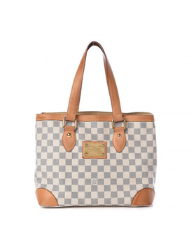 Louis Vuitton Damier Azur Hampstead Pm by Louis Vuitton