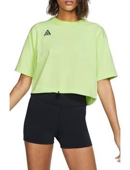 Acg Women's Short Sleeve Top by Nike