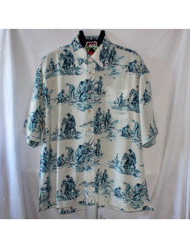 Rocawear Unity Full Print Short Sleeve Button Up Shirt by Rocawear  ×