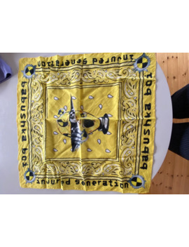 Asap Rocky Injured Generation Bandana by Asap Rocky  ×