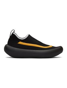 Black Banana Sneakers by Marni