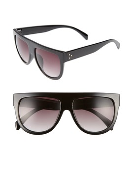 Lunette 40mm Shield Sunglasses by Bp.