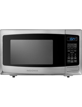 0.9 Cu. Ft. Compact Microwave   Stainless Steel by Insignia™