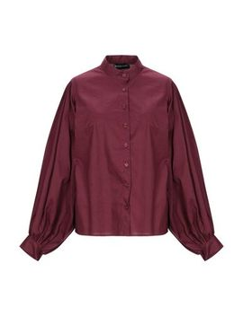 Solid Colour Shirts & Blouses by Vanessa Scott