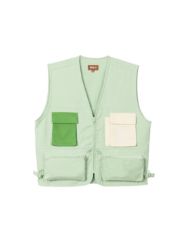 Golf Le Fleur Utility Vest by Golf Wang  ×  Tyler The Creator  ×