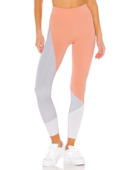 Shelby Legging In Coral Pink by Lovewave