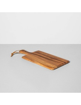 Acacia Cutting Board   Hearth & Hand™ With Magnolia by Shop Collections