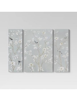 Pack Of 3 Wall Branches Gray   Threshold™ by Threshold