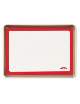 Oxo Good Grips® 2 Piece Silicone Baking Mat & Half Sheet Baking Pan Set by Bed Bath And Beyond