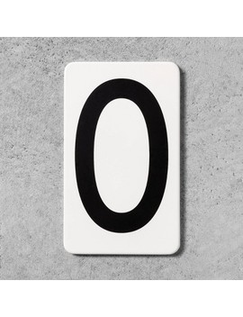 House Number Plate   Hearth & Hand™ With Magnolia by Shop This Collection