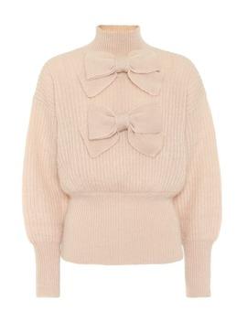 Mohair Blend Sweater by Zimmermann