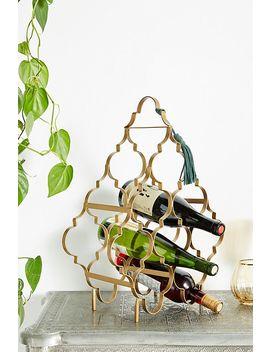 Reid Wine Rack by Anthropologie