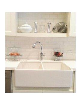 Farmhouse & Apron Front Sinks by Wayfair