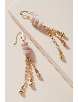 Fania Drop Earrings by Gemelli