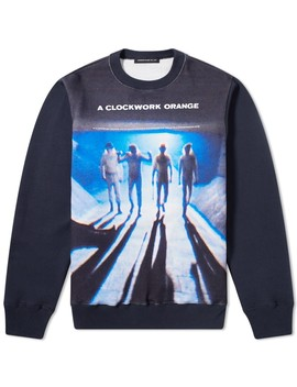 Undercover X A Clockwork Orange Photo Print Crew Sweat by Undercover