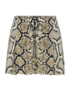 Kakadu Boo Lace Up Shorts by Camilla