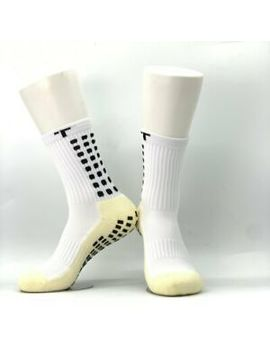 Trusox Style Anti Slip Football Socks Mid Calf Style Sports Sock Mens / Womens by Ebay Seller