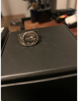 Gucci Interlock Ring Size 14 by Gucci  ×