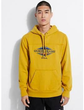 Guess Originals Wyoming Graphic Hoodie by Guess