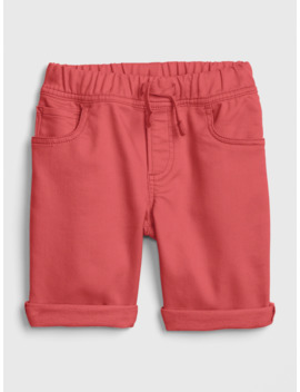 Toddler Pull On Roll Shorts by Gap