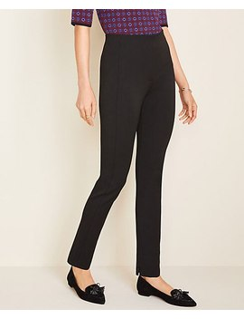 The Petite Audrey Pant In Bi Stretch by Ann Taylor
