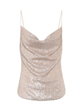 Sequined Camisole by Jonathan Simkhai