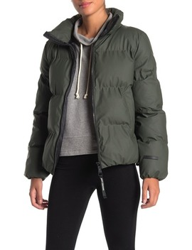 Cozy Zip Puffer Jacket by Juicy Couture