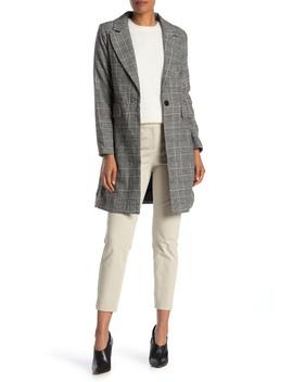 Tweed Long Blazer by Urban Republic