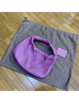 Bottega Veneta Bag Medium 2016 Collection Japan Limited Edition Metallic Pink Fs by Bottega Veneta