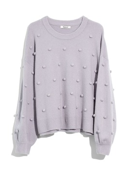 Brockton Bobble Sweater by Madewell