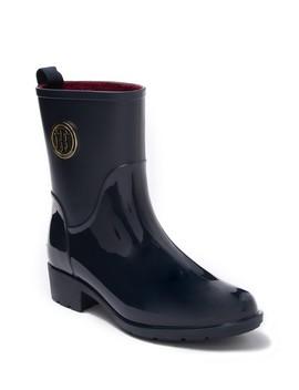 Kippa Rain Boot by Tommy Hilfiger
