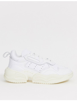 Adidas Originals Supercourt Rx Sneakers In White by Adidas