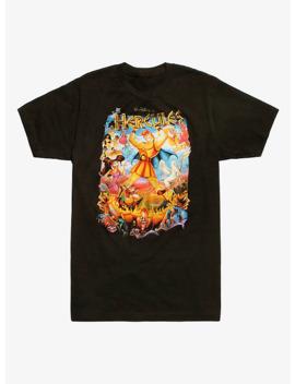 Disney Hercules Poster T Shirt by Hot Topic