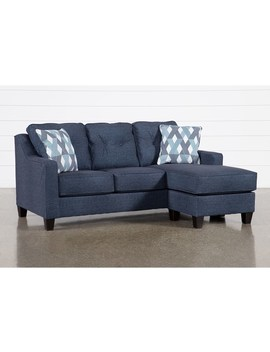 Crispin Sofa With Reversible Chaise by Living Spaces