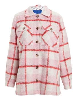Pinja Checkered Shirt Jacket Pinja Checkered Shirt Jacket by Résumérésumé