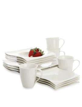 Maxwell & Williams™ White Basics Motion Dinnerware And Serveware Collection by Bed Bath And Beyond