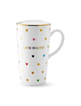 Love Is Love To Go Mug by Williams   Sonoma
