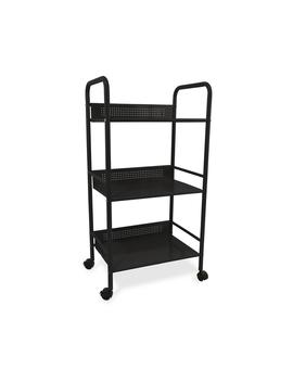 Urb Space 3 Tier Rolling Utility Cart by Atlantic