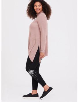 Premium Legging   Henna White & Black by Torrid