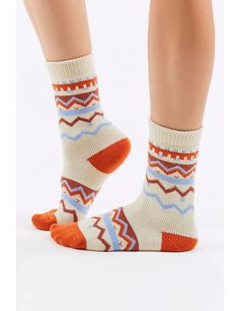 Fair Isle Boot Sock by Urban Outfitters