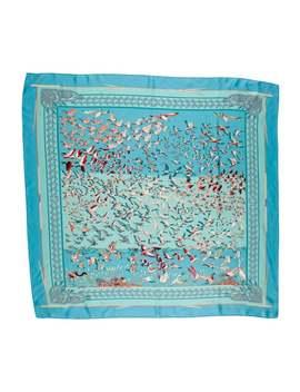 Libres Comme L'air Silk Scarf by Hermès