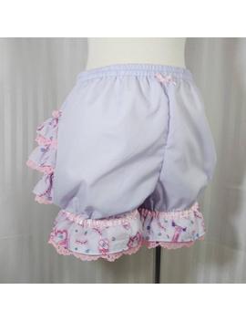 Menhera Fancy Ruffle Short Mini Bloomers   Yami Kawaii Fairy Decora Pop Kei, Adult Women, Small To Plus Size by Etsy