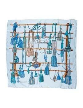 Pasementerie Silk Scarf by Hermès
